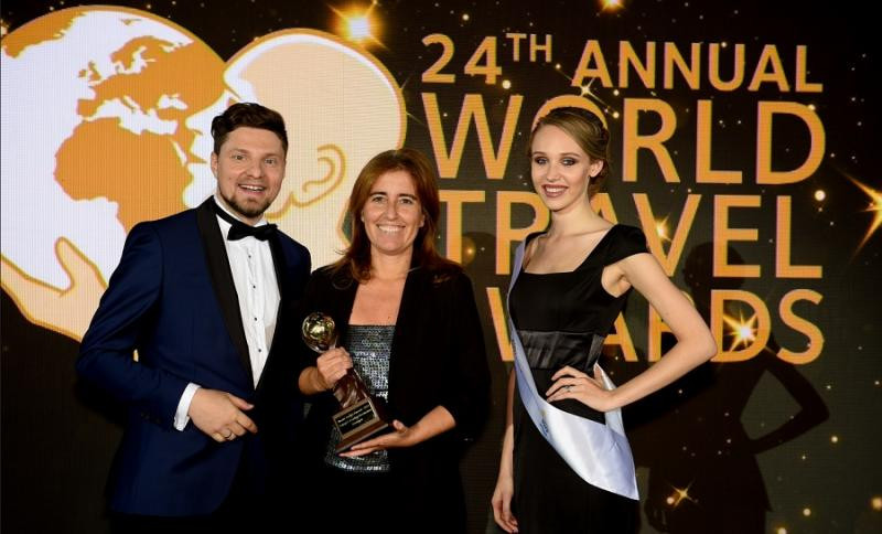 World Travel Awards- Portugal
