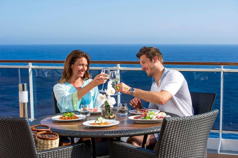 MSC Cruceros lanza su iniciativa más romántica en febrero Caribbean News  Digital