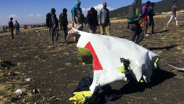 accidente-ethiopian airlines