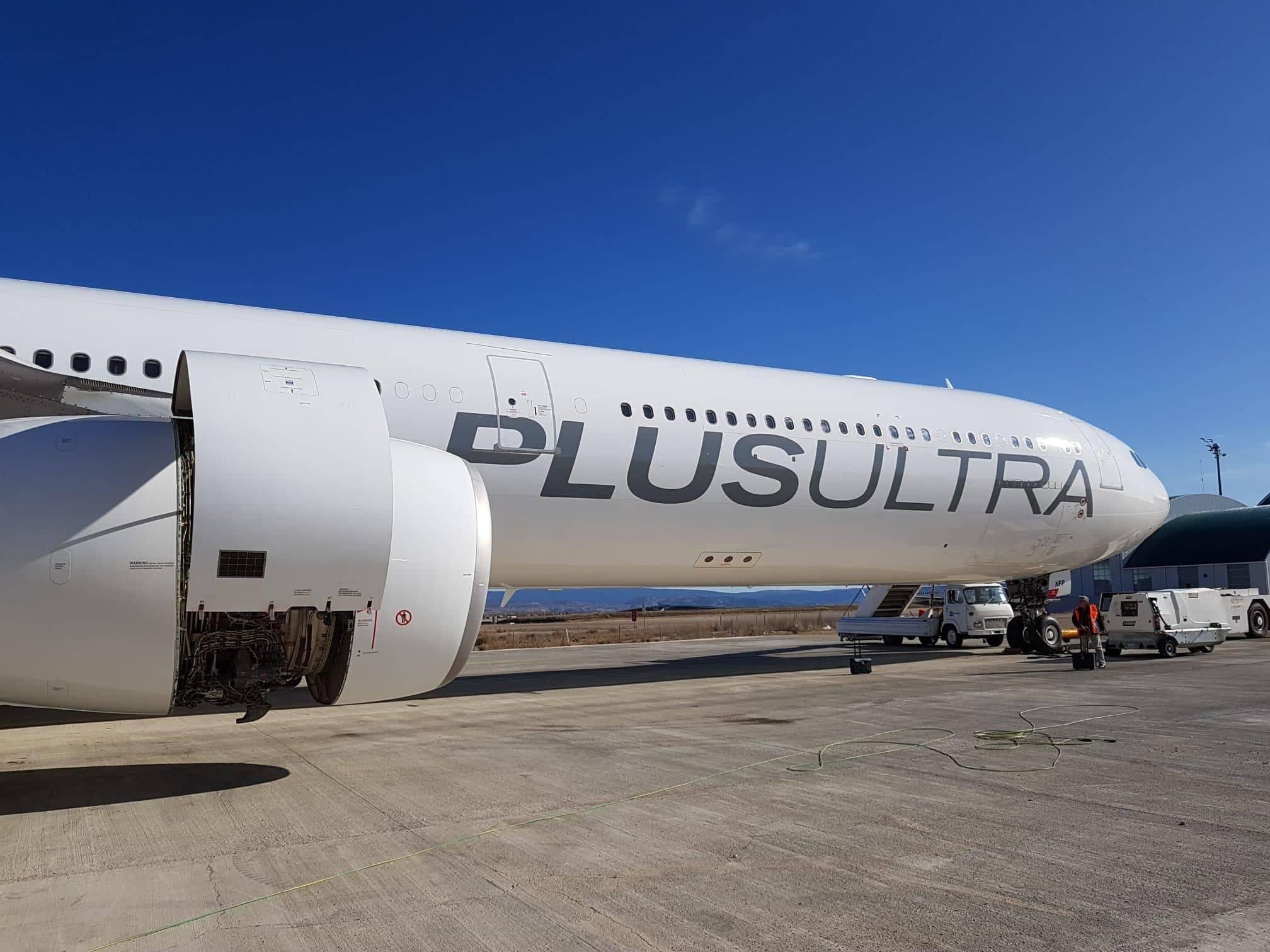 Resultado de imagen para plus ultra A340-600