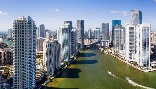 Miami en el centro del continente Caribbean News Digital