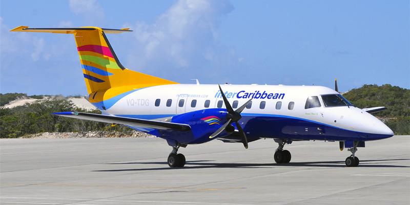 Aerolínea InterCaribbean anuncia aumento de vuelos a Cuba