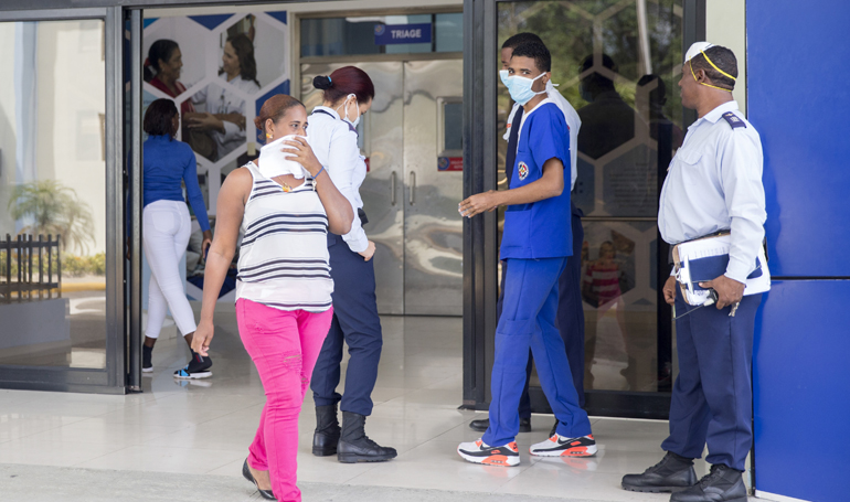 Ascienden a 77 los fallecidos y 1578 los contagiados de COVID-19 (Coronavirus) en Rep. Dom.