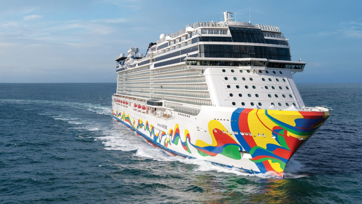 buque de Norwegian Cruise Lines