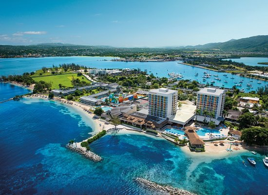 Sunscape resorts Montego Bay