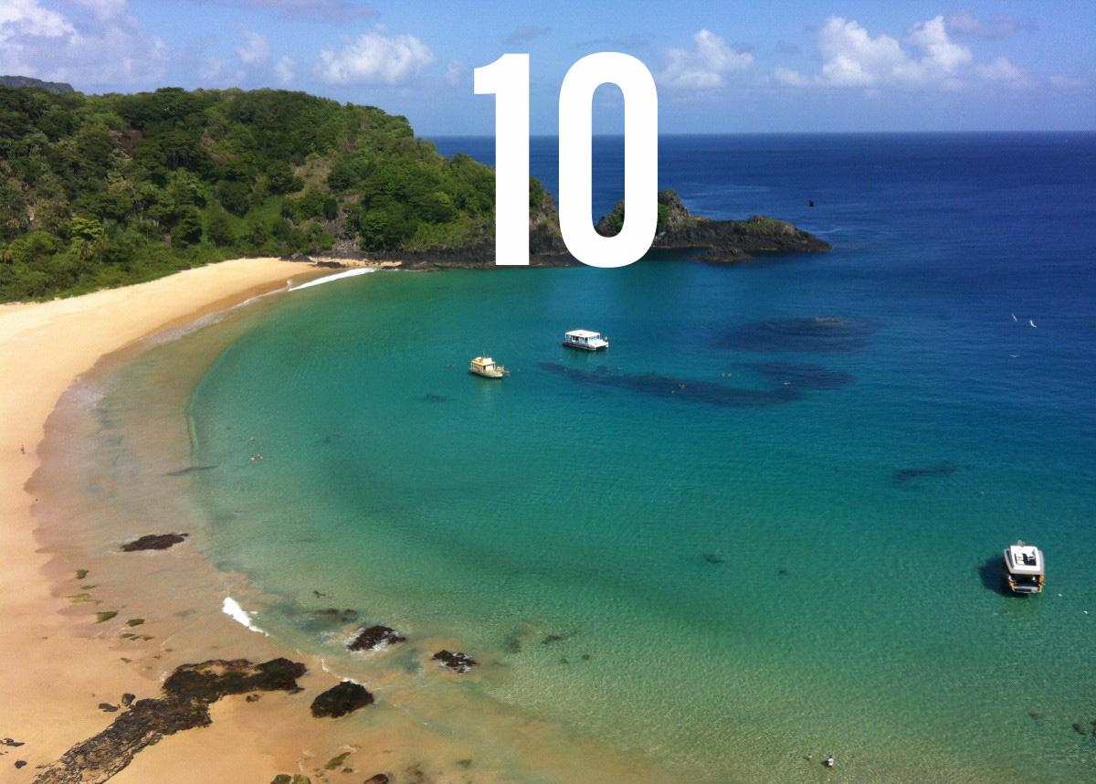 las 10 mejores playas del mundo en el 2020