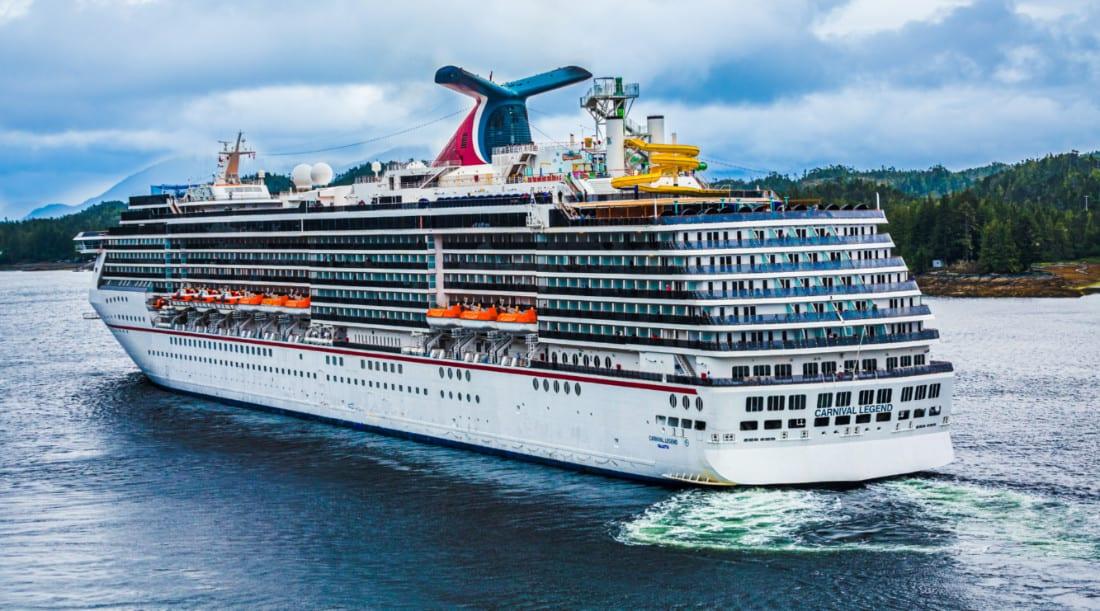 Carnival cancela más viajes, pero para comienzos de 2021