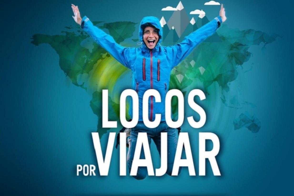 #LocosPorViajar