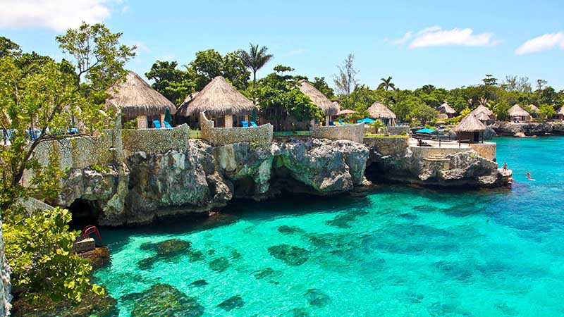 Jamaica playa