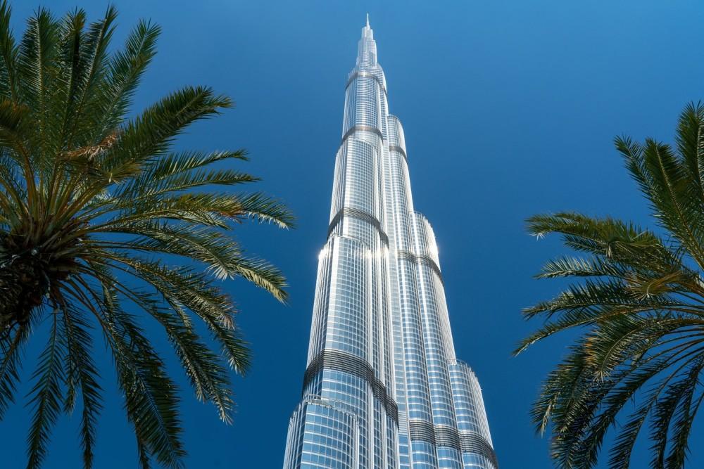 Burj Khalifa, Internet