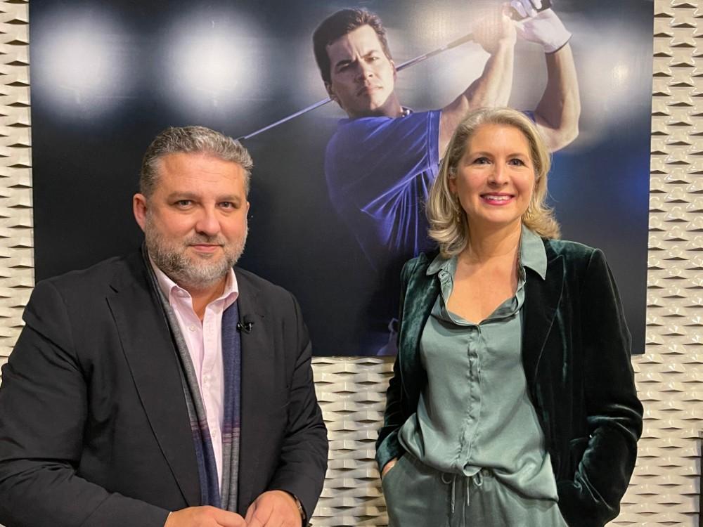Presidenta de la Asociación Española de Campos de Golf