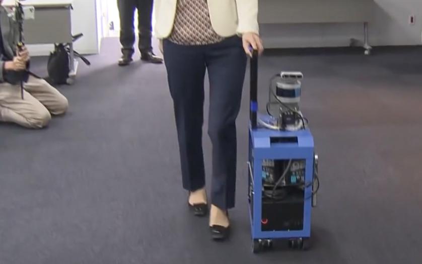 maleta robot