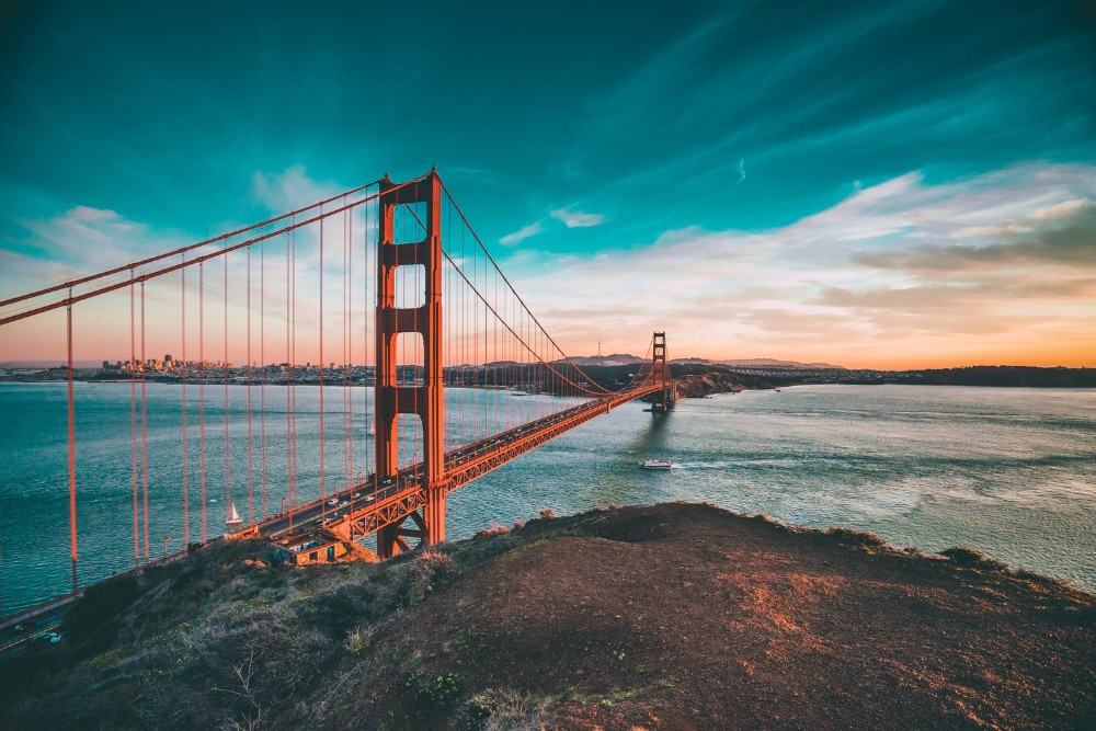 Internet, Golden Gate