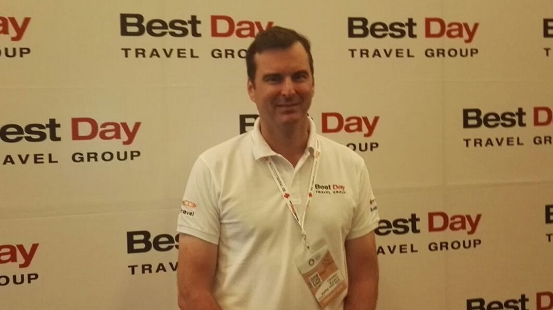 Entrevista a Christian Nicolas Kremers, Director Ejecutivo de Best Day Travel Group
