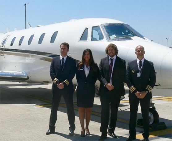 Air europa estrena su divisi n de jets privados caribbean - Terminal ejecutiva barajas ...