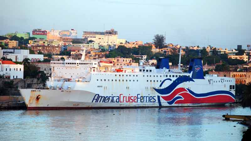 P Rico Y R Dominicana Enlazadas Por Ferries Del Caribe Caribbean News Digital