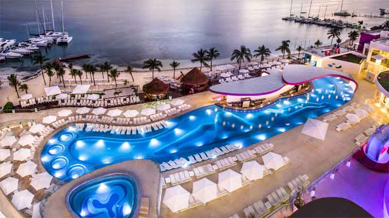 ¡Temptation Cancún Resort con espectaculares tarifas de  temporada alta