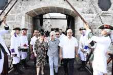 Castillo de Santo Domingo de Atarés, fortaleza que celebra los 500 de La Habana Caribbean News Digital - Caribbean News Digital
