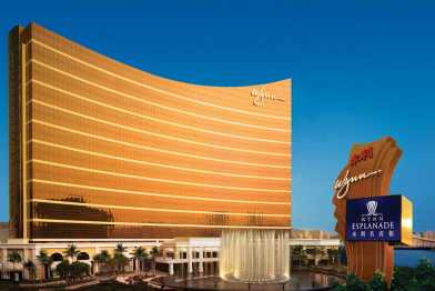 Wynn Hotels & Resort Wynn